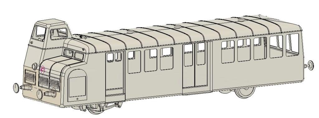 Un Ma-Tchang en composite Fnc10