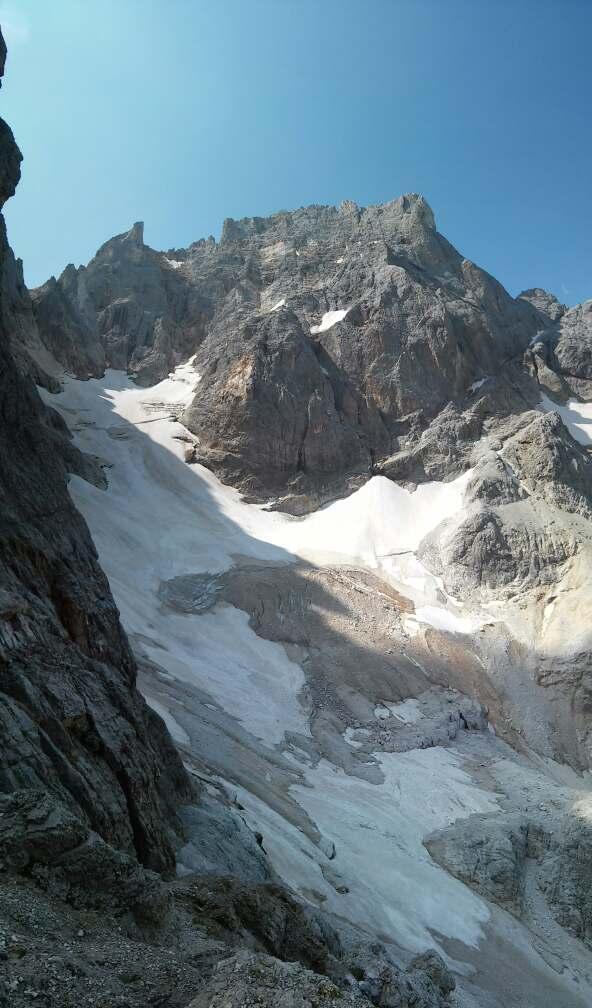 I ghiacciai delle Dolomiti - Pagina 10 20150718