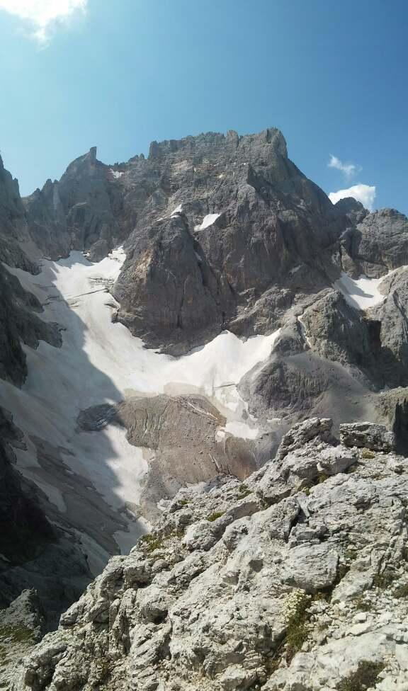 I ghiacciai delle Dolomiti - Pagina 10 20150720