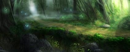Territoire des elfes Foret10
