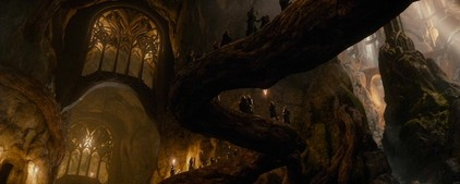 Territoire des elfes Mirkwo10