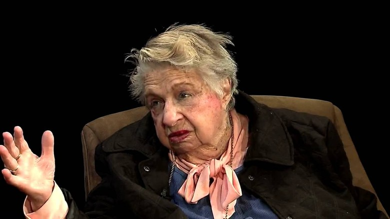 Lillian Pollak, vétérane trotskyste américaine Lillia10
