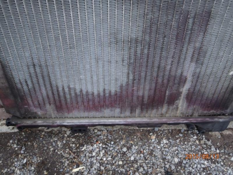 Remplacement du radiateur de refroidissement sur S2 2.5 TD. P8130022