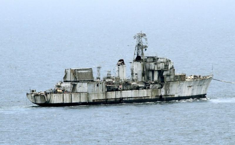 [Autre sujet Marine Nationale] Démantèlement, déconstruction des navires - TOME 2 - Page 4 Q682_e11