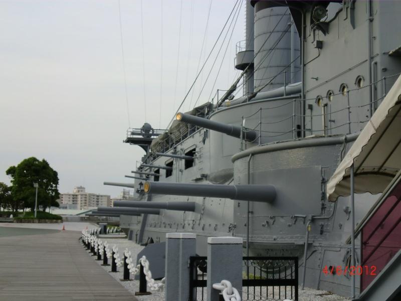 Cuirassés japonais - Page 2 Mikasa11