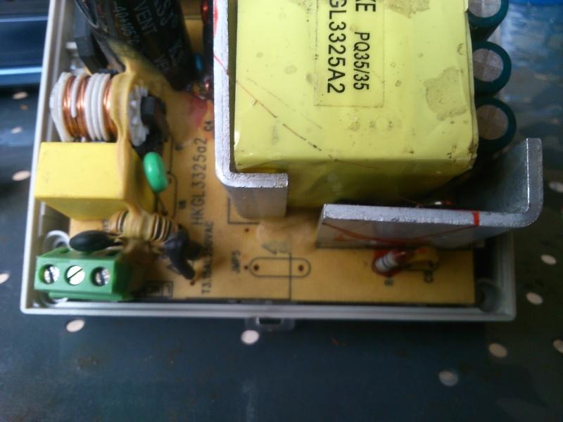 Problème alimentation visiophone suite orage et/ou coupure électrique Dytail11