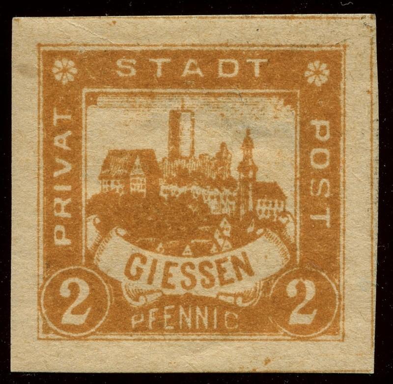 Deutsche Privatpostmarken um 1900  16_ges10