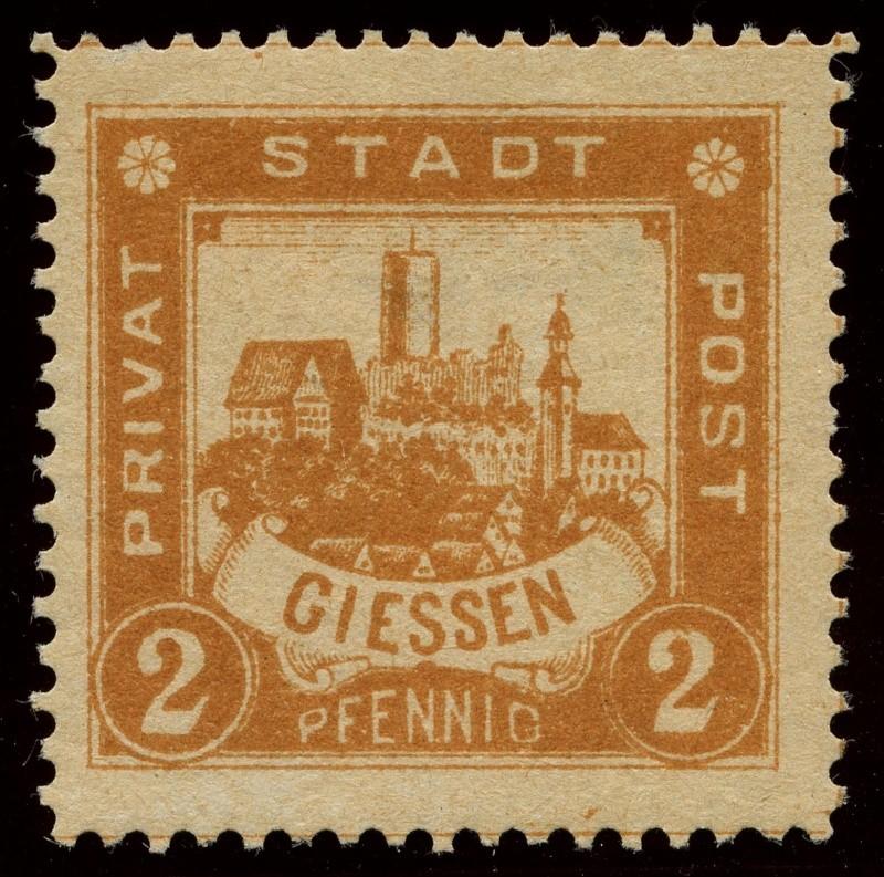 Deutsche Privatpostmarken um 1900  16_gez10