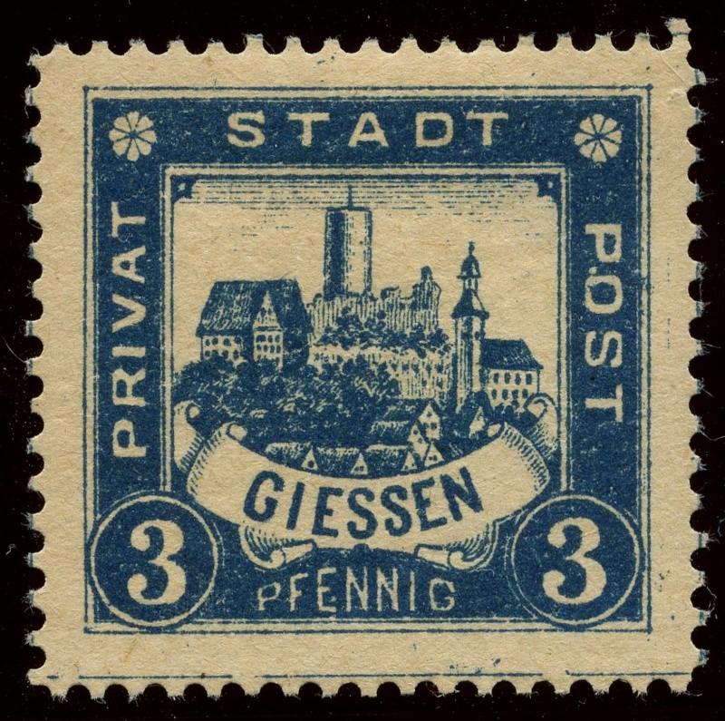 Deutsche Privatpostmarken um 1900  17_gez10