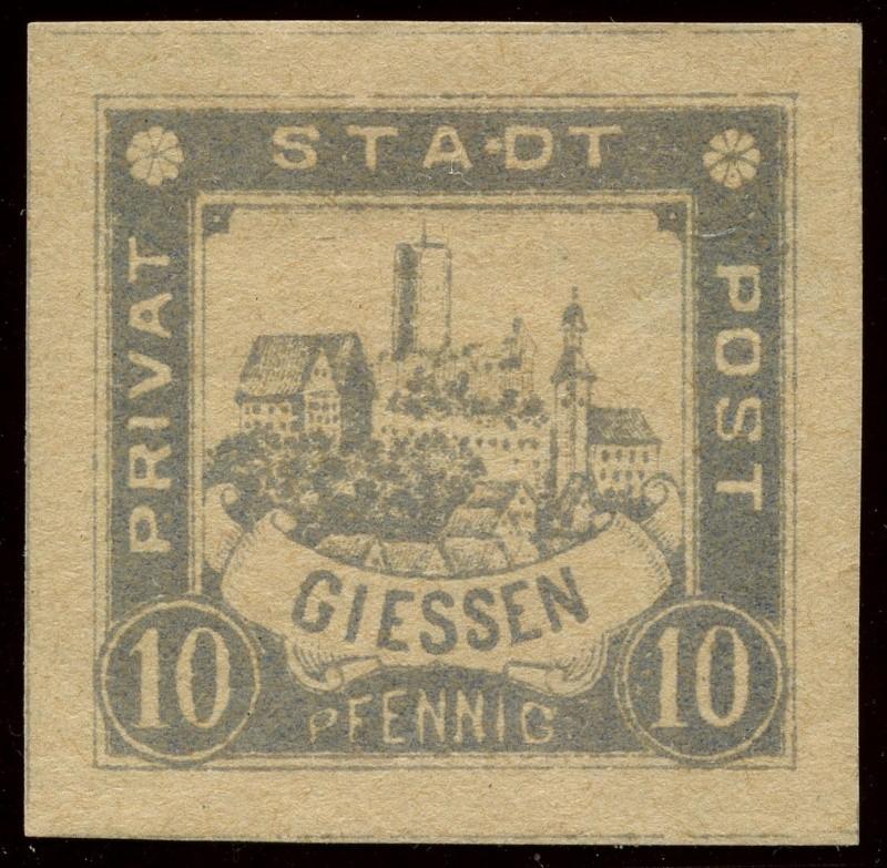 Deutsche Privatpostmarken um 1900  19_ges10