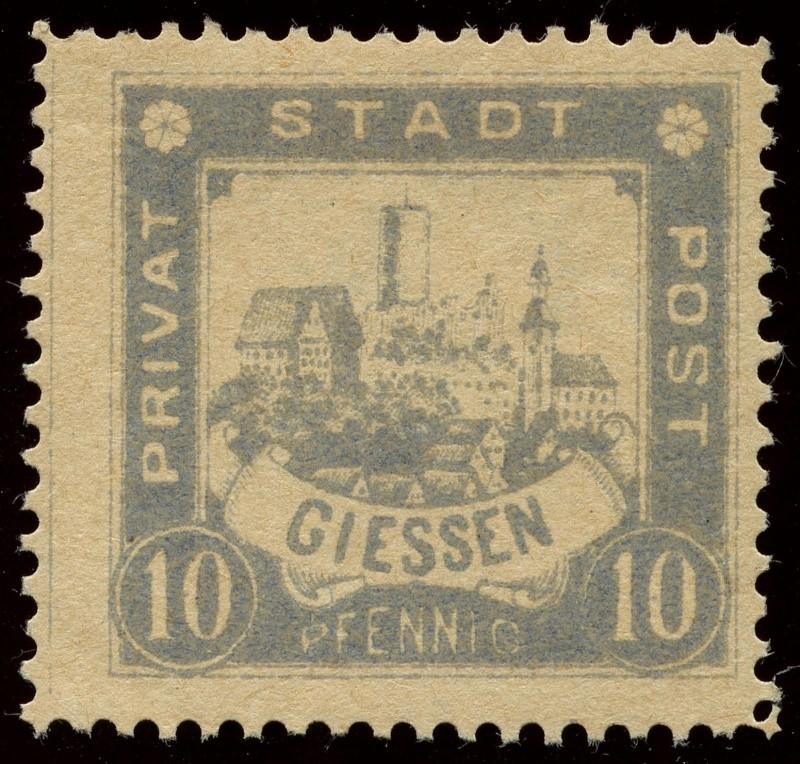 Deutsche Privatpostmarken um 1900  19_gez10