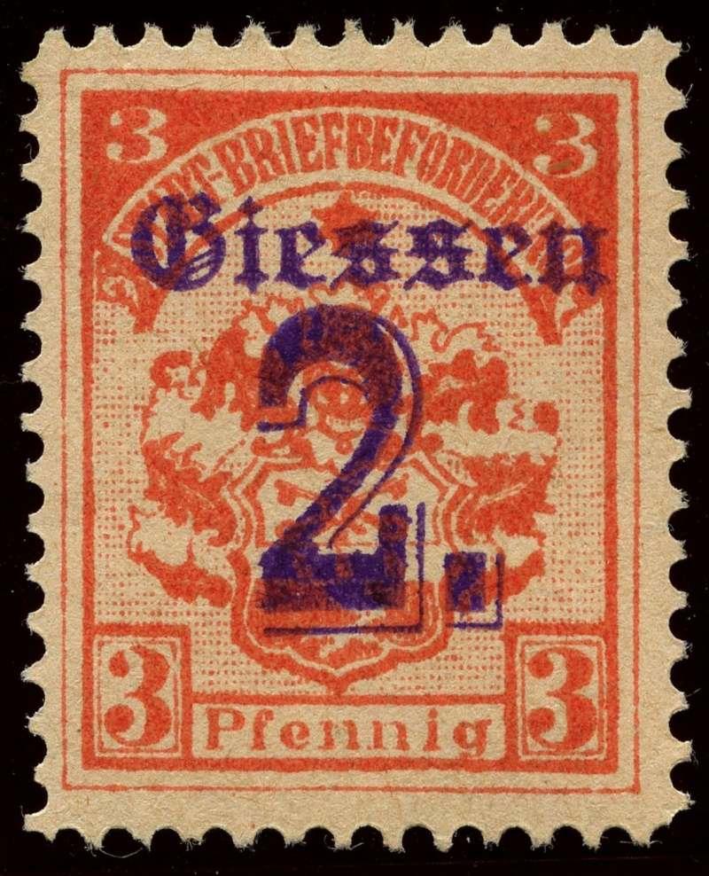 Deutsche Privatpostmarken um 1900  2b_auf10