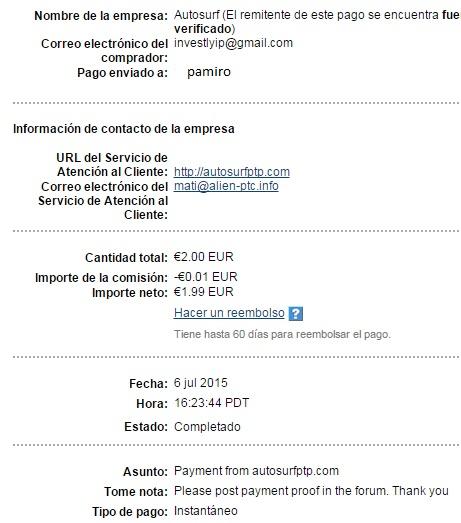 My 2sc payment. thanks Admin Autosu11