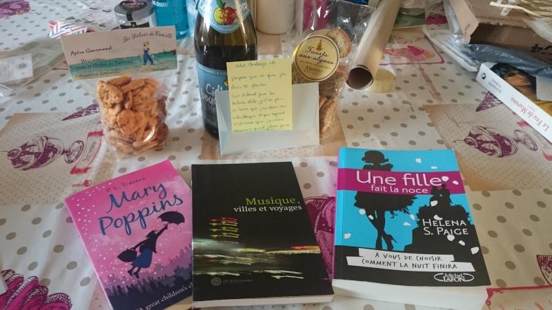 Photos - Biblio SWAP de l'été [3/3 photos postées]  Dsc_1611