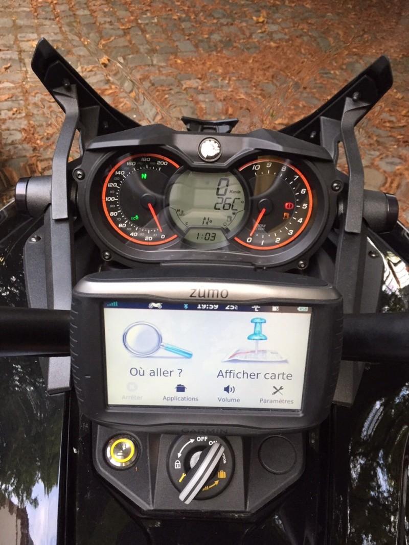 GPS sur F3 Gps310