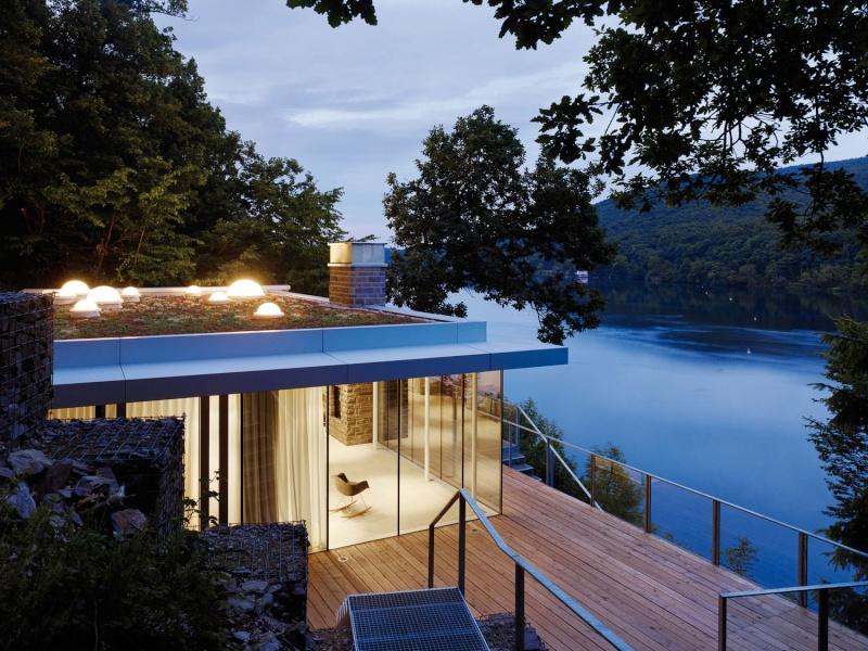 La Maison dans son ensemble  Lake-h10