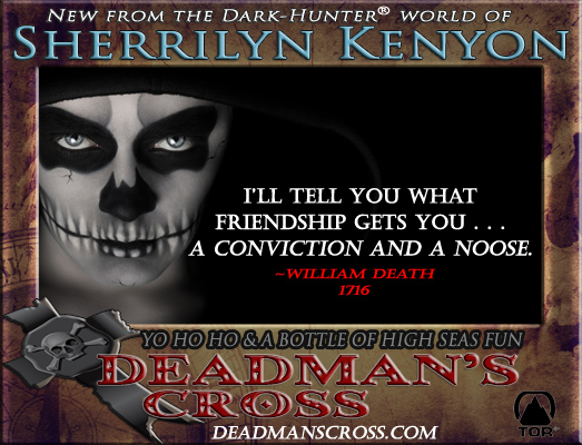 "TOR Editions et la série ""Deadman's Cross"" de Sherrilyn Kenyon Deadma10"