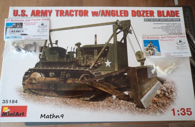 US Army Tractor Dozer Blade [Miniart 1/35] -Terminé- Dsc03247