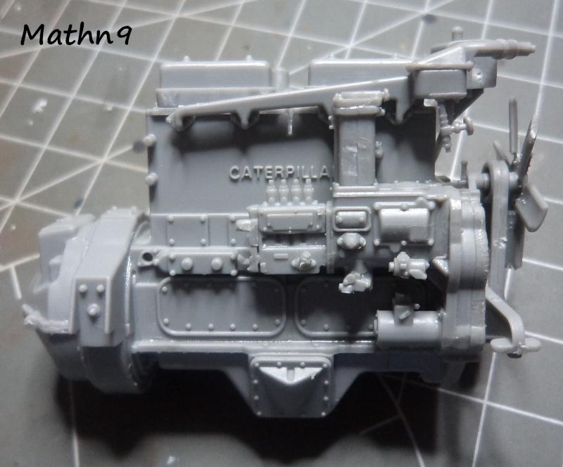 US Army Tractor Dozer Blade [Miniart 1/35] -Terminé- Dsc03250