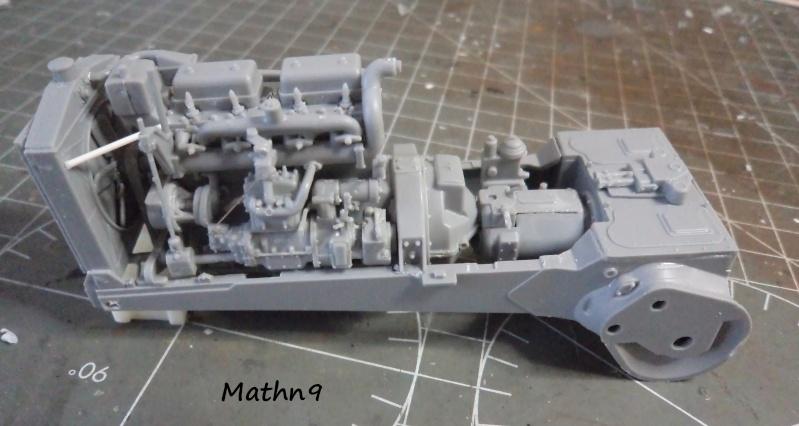 US Army Tractor Dozer Blade [Miniart 1/35] -Terminé- Dsc03252