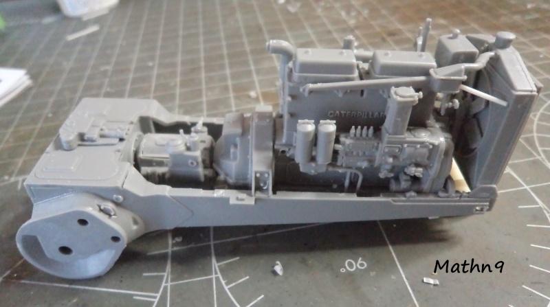 US Army Tractor Dozer Blade [Miniart 1/35] -Terminé- Dsc03254