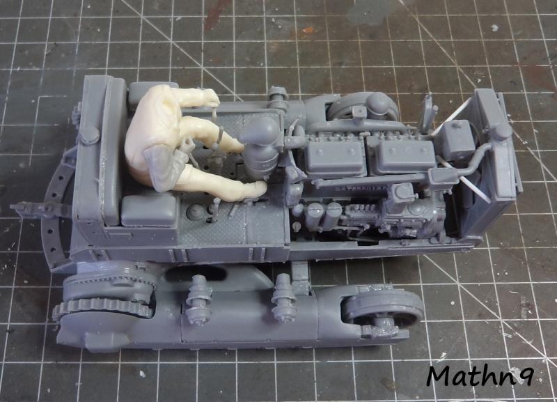 US Army Tractor Dozer Blade [Miniart 1/35] -Terminé- Dsc03259