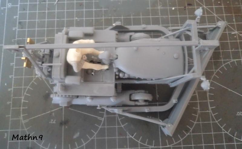 US Army Tractor Dozer Blade [Miniart 1/35] -Terminé- Dsc03262