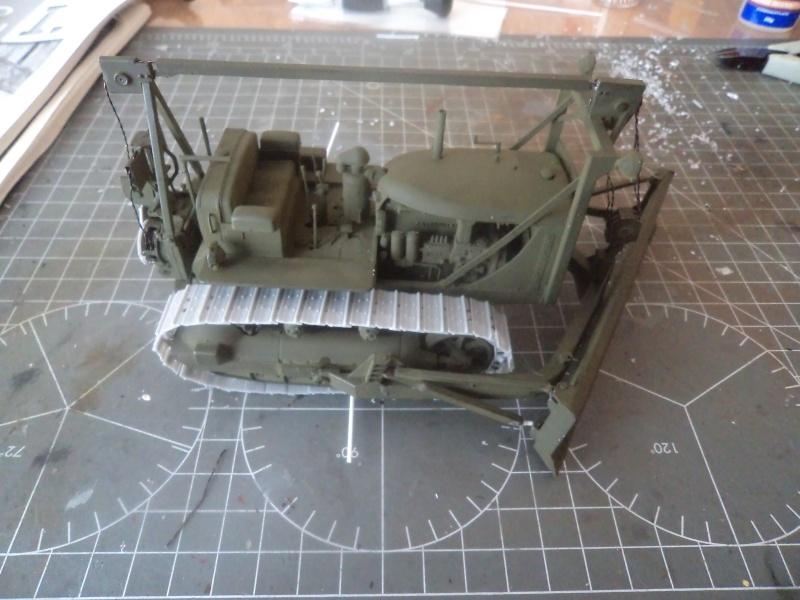 US Army Tractor Dozer Blade [Miniart 1/35] -Terminé- - Page 2 Dsc03268