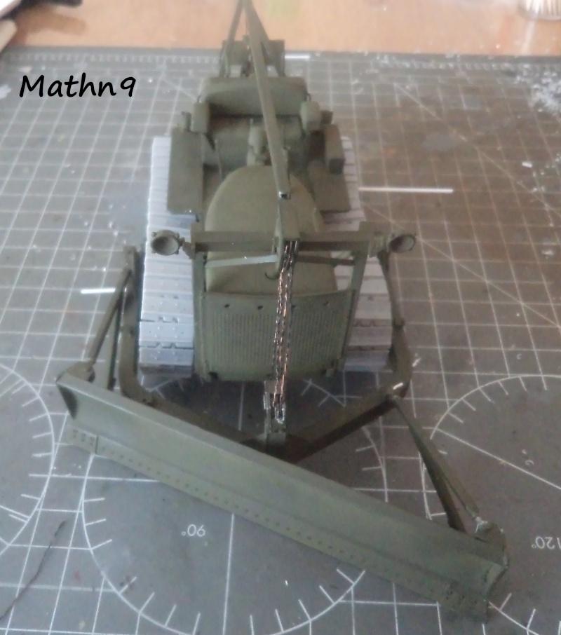 US Army Tractor Dozer Blade [Miniart 1/35] -Terminé- - Page 2 Dsc03269