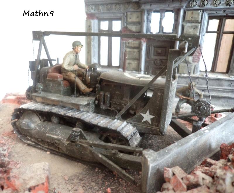 US Army Tractor Dozer Blade [Miniart 1/35] -Terminé- - Page 2 Dsc03274