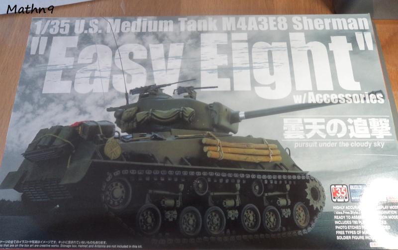 US Sherman M4A3E8 Easy Eight [Asuka Model 1/35] Dsc03340
