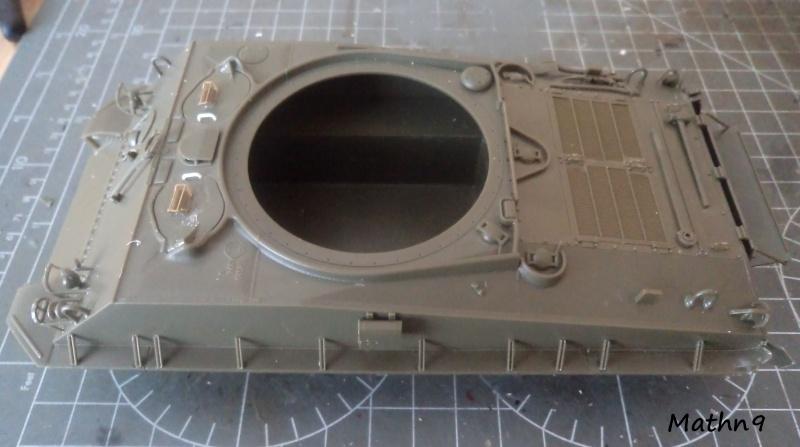 US Sherman M4A3E8 Easy Eight [Asuka Model 1/35] Dsc03358