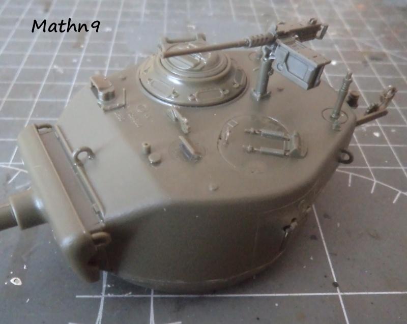 US Sherman M4A3E8 Easy Eight [Asuka Model 1/35] Dsc03359