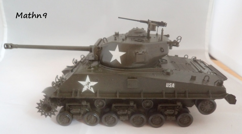 US Sherman M4A3E8 Easy Eight [Asuka Model 1/35] Dsc03360
