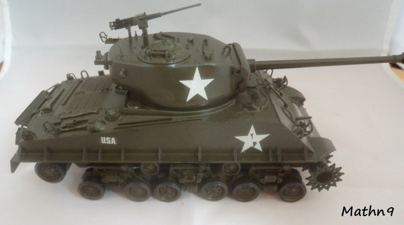 US Sherman M4A3E8 Easy Eight [Asuka Model 1/35] Dsc03362