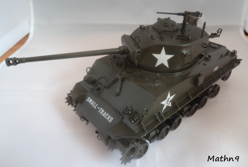 US Sherman M4A3E8 Easy Eight [Asuka Model 1/35] Dsc03363