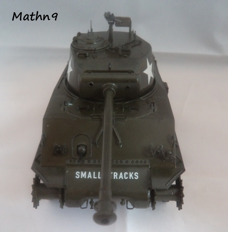 US Sherman M4A3E8 Easy Eight [Asuka Model 1/35] Dsc03364