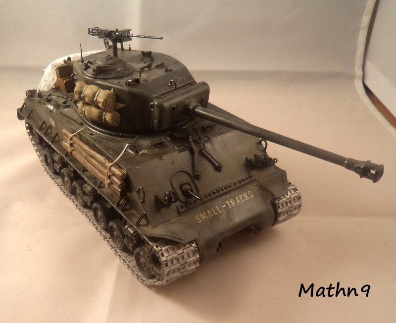 US Sherman M4A3E8 Easy Eight [Asuka Model 1/35] Dsc03365