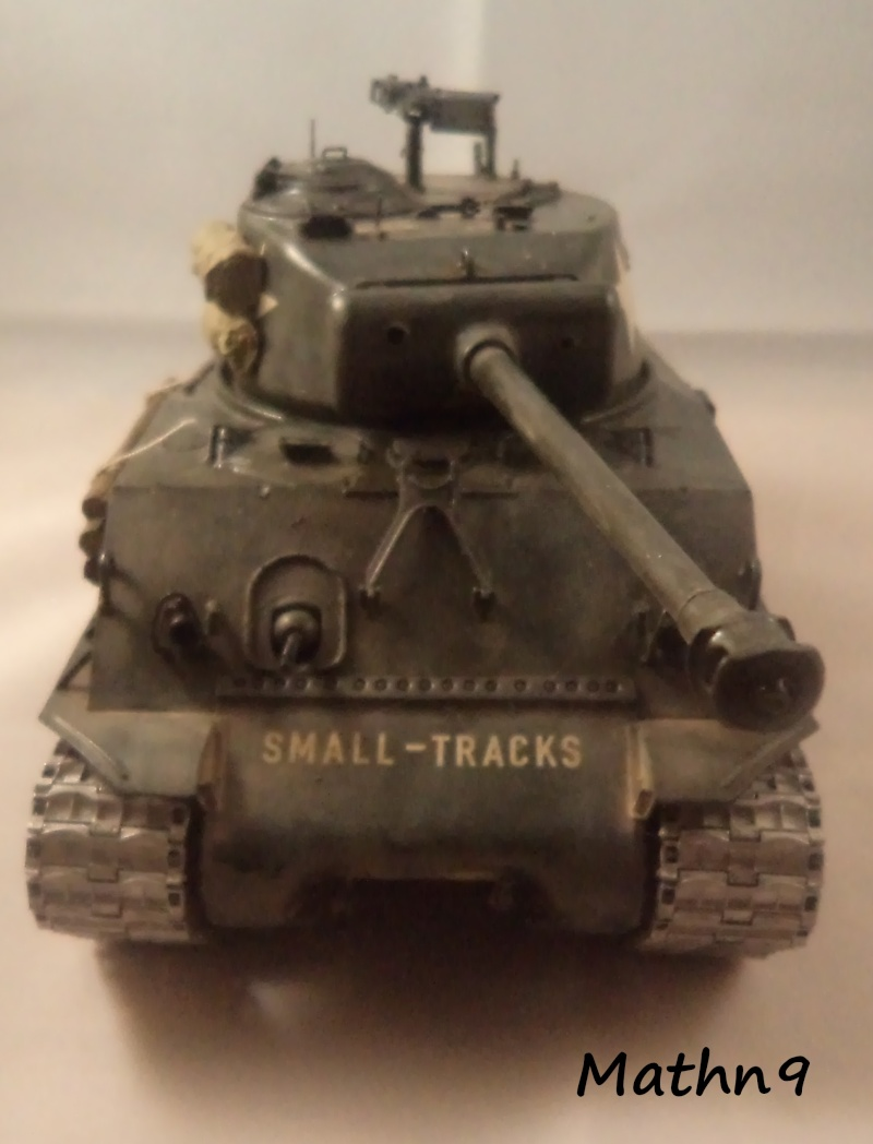 US Sherman M4A3E8 Easy Eight [Asuka Model 1/35] Dsc03368