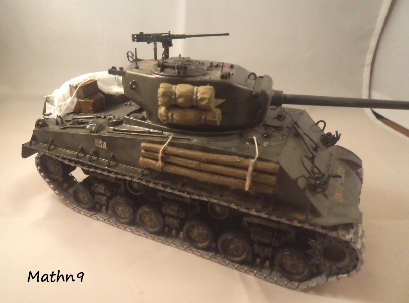 US Sherman M4A3E8 Easy Eight [Asuka Model 1/35] Dsc03369