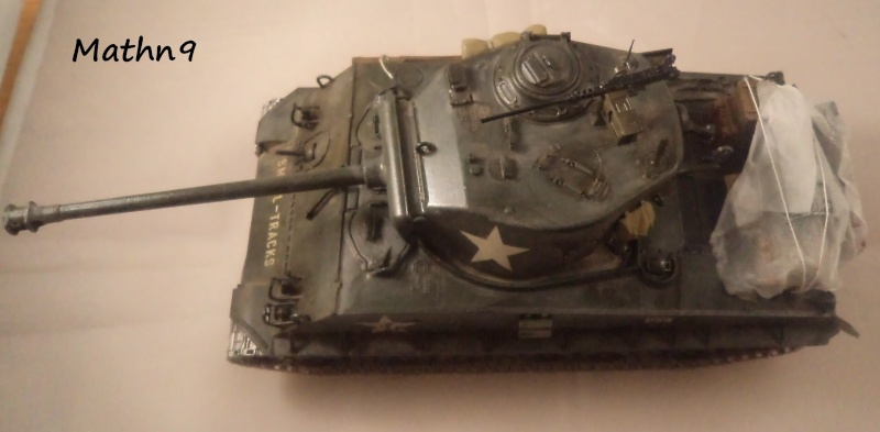 US Sherman M4A3E8 Easy Eight [Asuka Model 1/35] Dsc03370