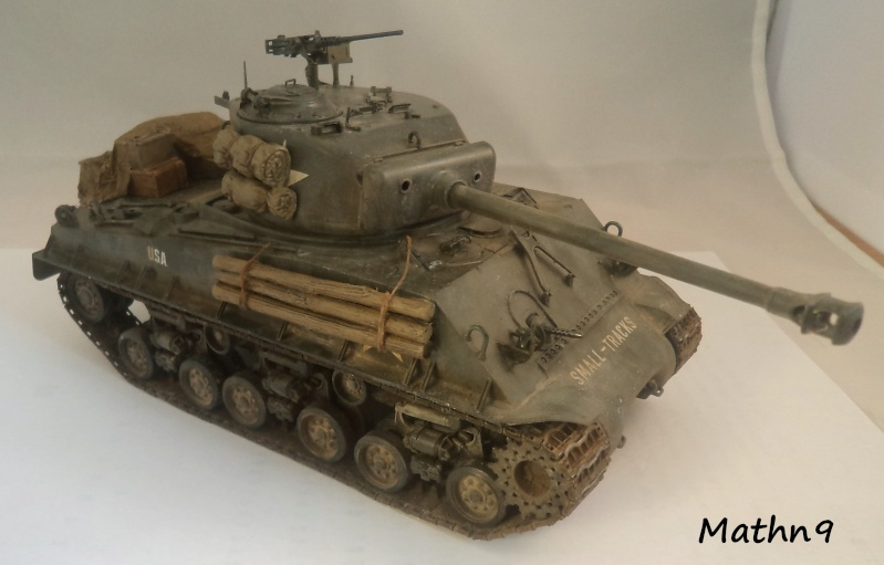 US Sherman M4A3E8 Easy Eight [Asuka Model 1/35] Dsc03371
