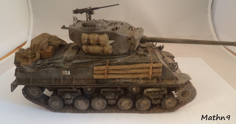 US Sherman M4A3E8 Easy Eight [Asuka Model 1/35] Dsc03372