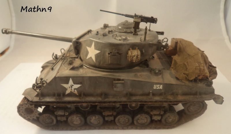 US Sherman M4A3E8 Easy Eight [Asuka Model 1/35] Dsc03373