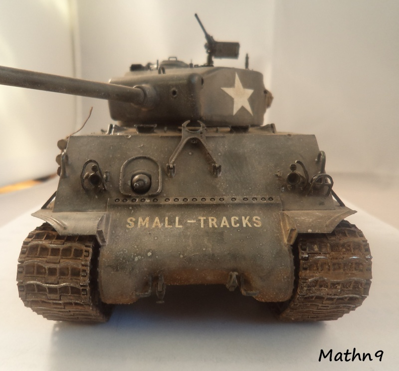 US Sherman M4A3E8 Easy Eight [Asuka Model 1/35] Dsc03374