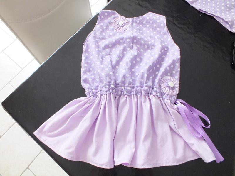 une robe et une tunique pour Juliette Dscf0916
