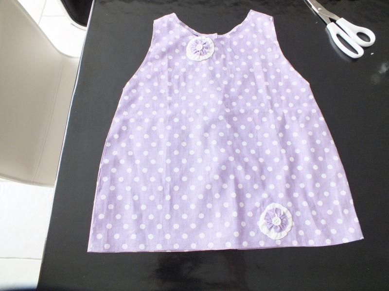 une robe et une tunique pour Juliette Dscf0917