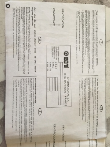 Différents documents sur pliantes U31 et U33 2d253b10