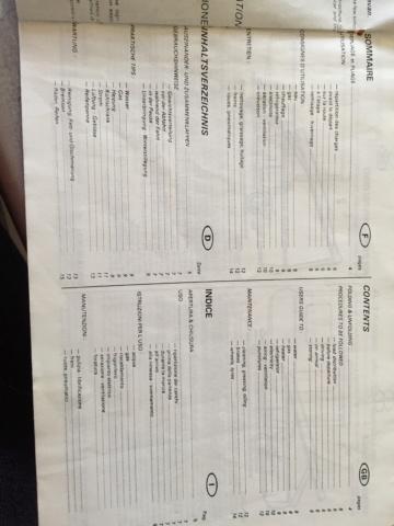 Différents documents sur pliantes U31 et U33 6ab65110