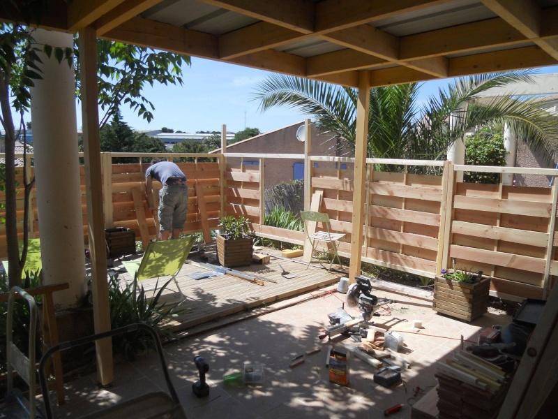Projet - Toit sur terrasse 10955110
